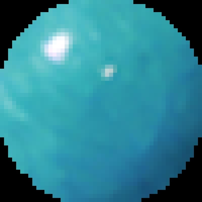 Akvamarín nebeský