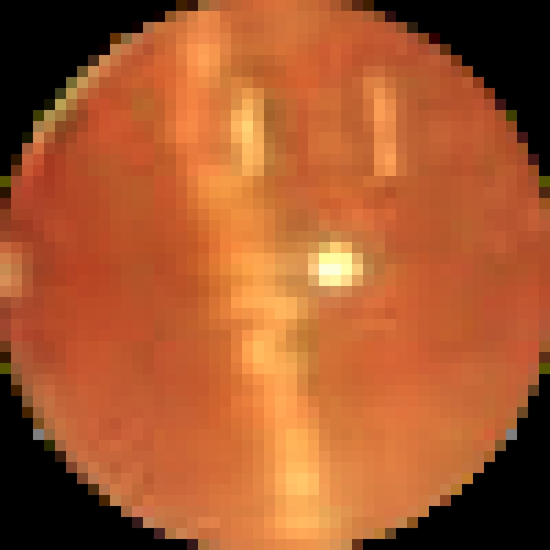Mačacie oko pomarančové