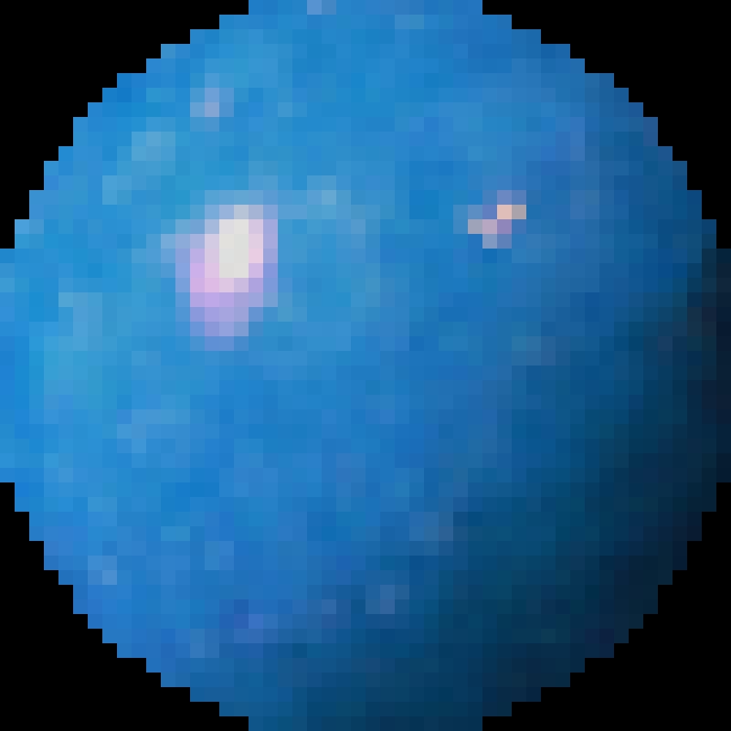 Akvamarín pastelový